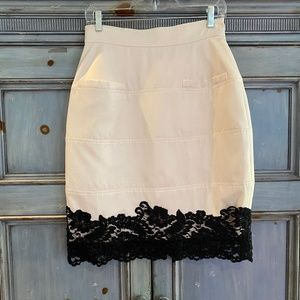 Lagerfeld for Bergdorff Goodman evening skirt M